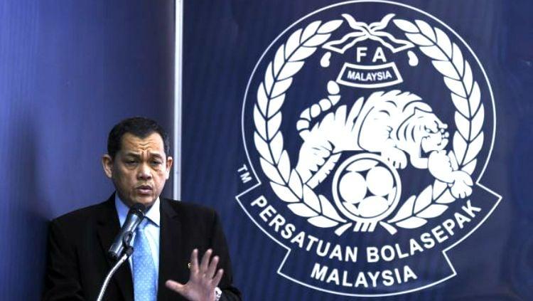 Image result for Federasi Sepak Bola Malaysia (FAM)