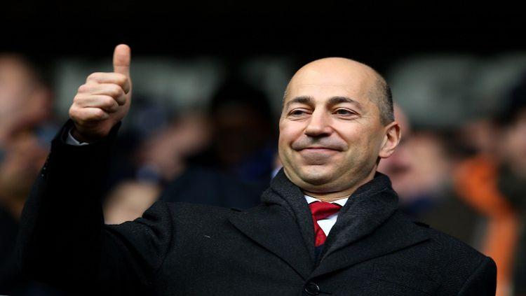 CEO baru AC Milan, Ivan Gazidis Copyright: © Getty Images