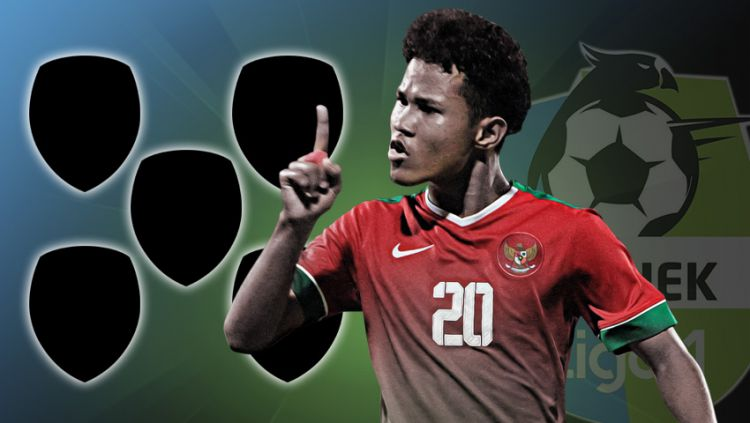 Bagus Kahfi pemain Timnas Indonesia U-16. Copyright: © Indosport.com