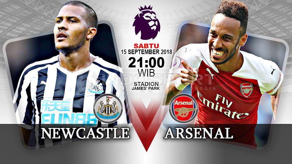 Nhận định Newcastle vs Arsenal: Vũ khí bỏ quên