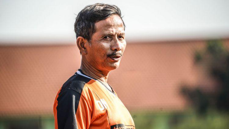 Djajang Nurdjaman, mantan pelatih Persebaya Surabaya Copyright: © Media Persebaya