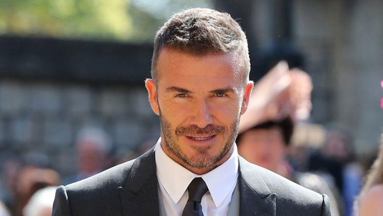 David Beckham Copyright: © hellomagazine