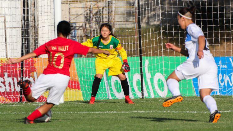 Indonesia vs Kyrgyz Republic Copyright: © Twitter/@_FFKR