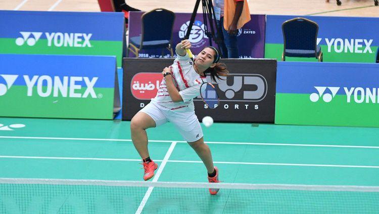 Prestasi luar biasa sukses ditorehkan oleh para-atlet bulu tangkis Indonesia di ajang Kejuaraan Dunia Para-Bulu Tangkis 2019. Copyright: © BWF