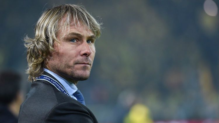 Pavel Nedved. Copyright: © Getty Images
