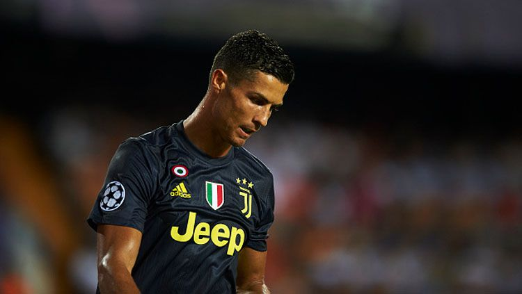 Cristiano Ronaldo, pemain megabintang Juventus. Copyright: © Getty Images