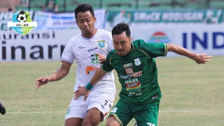 Psms Medan Vs Persela Lamongan Copyright Instagramligamatch