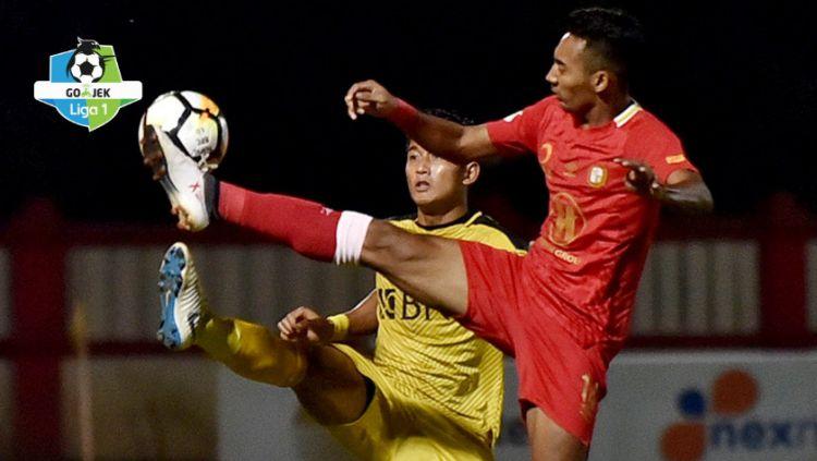 Bhayangkara vs Barito Putera Copyright: © Twitter@Liga1Match