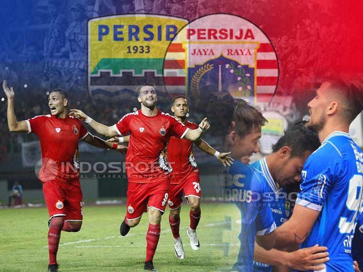 3 Alasan Mengapa Persija Bisa Hancurkan Persib di Bandung