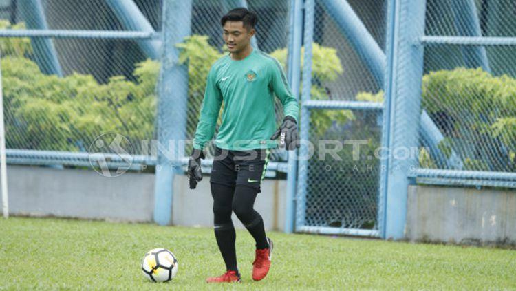 Ernando Ari Sutaryadi 'sentil' PSIS Semarang usai membawa Persebaya Surabaya menjuarai Elite Pro Academy Liga 1 U-20 2019. Copyright: © Abdurrahman Ranala/INDOSPORT