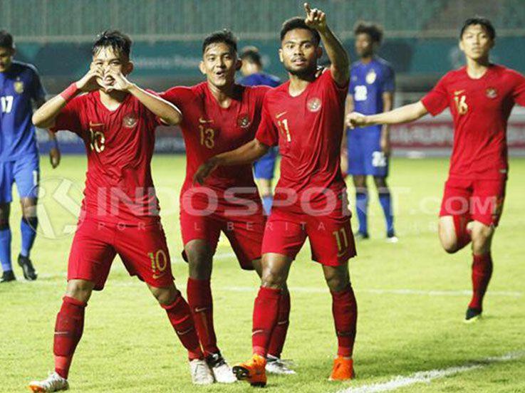 Hasil Pertandingan PSSI Anniversary Cup: Timnas Indonesia U-19 vs Thailand U-19