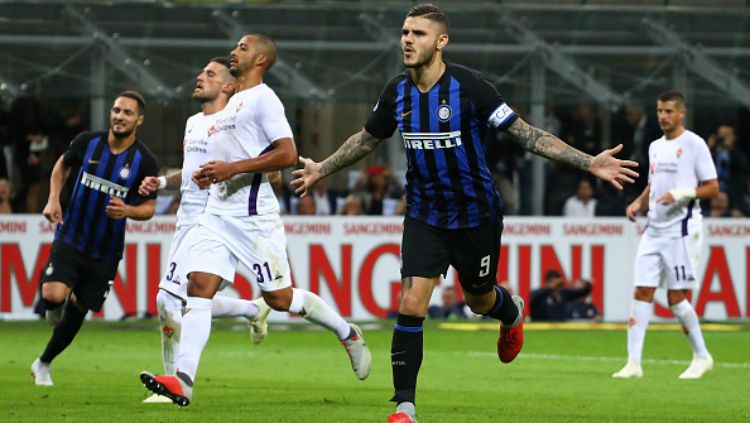 Mauro Icardi. Copyright: © Getty Images