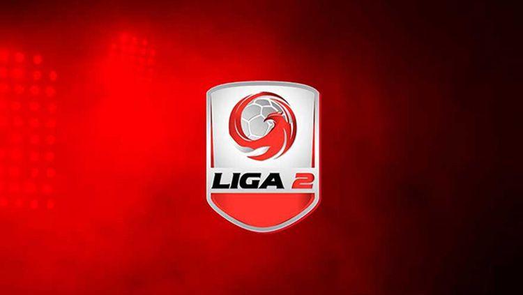 Logo Liga 2 Indonesia. Copyright: © Istimewa