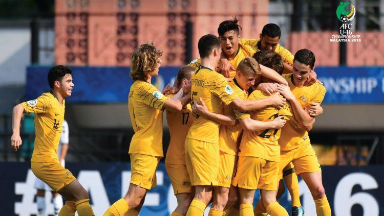 Australia Dihuni Banyak Pemain Liga Inggris, Timnas Indonesia U-23 Tetap Punya Kans Menang di Kualifikasi Piala Asia U-23 2022. Copyright: © AFC