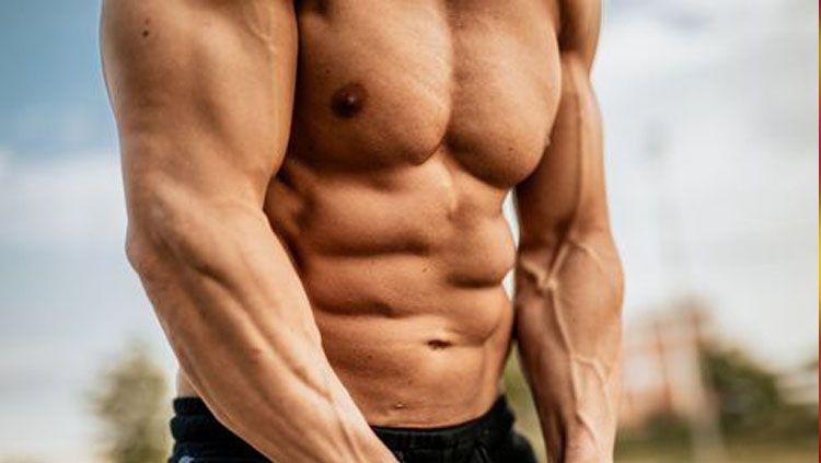 Perut Six Pack Copyright: © Men's Health