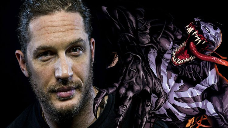 Tom Hardy, Jalani Latihan MMA demi maksimalkan peran Venom. Copyright: © clutch-mag.com