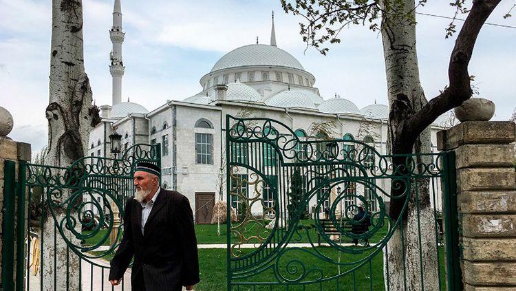 Ilustrasi Masjid. Copyright: © rbth.com