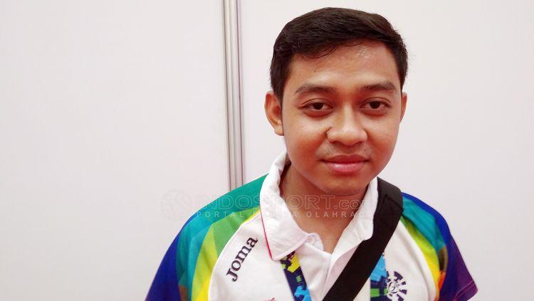Dokter Wisnu Surya Pamungkas. Copyright: © Tiyo Bayu Nugroho/Indosport.com