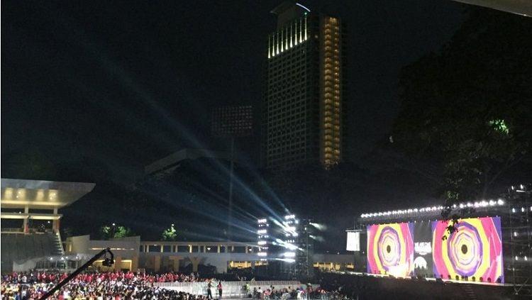 Lebih Sederhana, Penutupan Asian Para Games 2018 Digelar di Stadion Madya Copyright: © ANTARANews