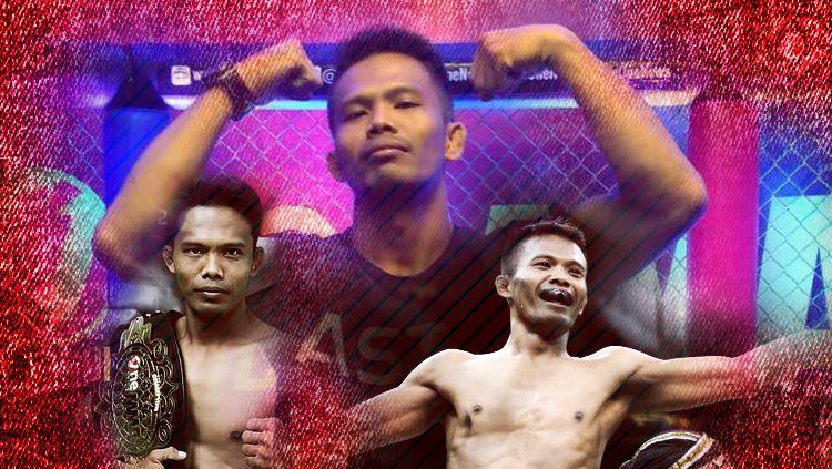 Petarung Mixed Martial Arts, Suwardi. Copyright: © Istimewa