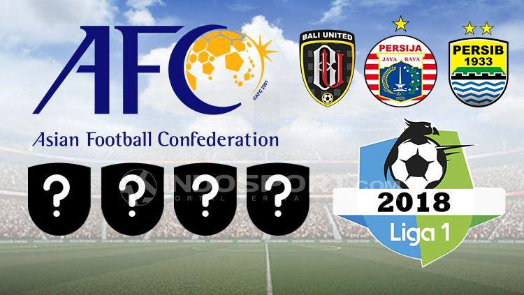 Klub Indonesia yang memiliki lisensi profesional. Copyright: © INDOSPORT