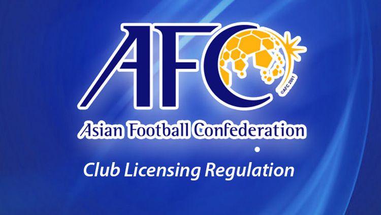 Logo Asian Football Confederation (AFC). Copyright: © Istimewa