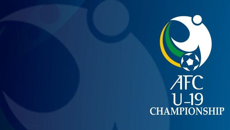 Logo Piala Asia U-19 2018. Copyright: © INDOSPORT