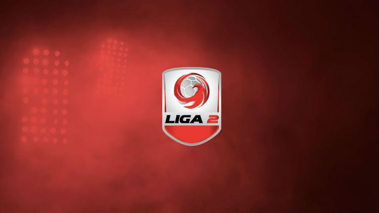 Logo Liga 2 Indonesia. Copyright: © Liga-Indonesia.id