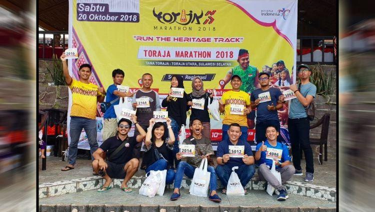 Toraja Marathon 2018 Copyright: © Instagram
