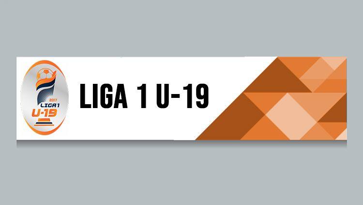 Logo Liga 1 U-19. Copyright: © INDOSPORT