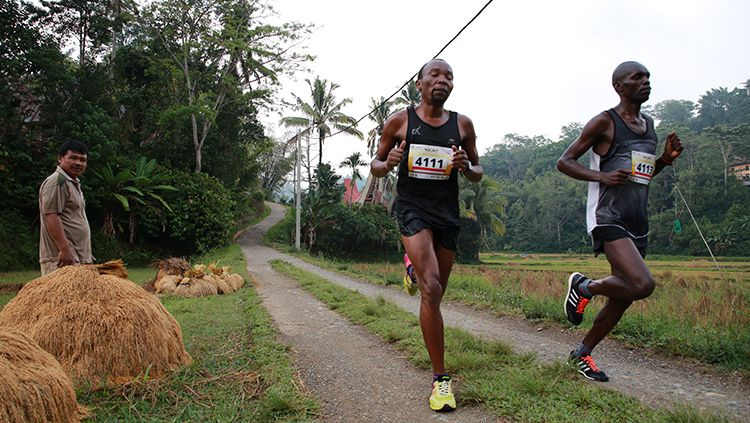 Toraja Marathon Run. Copyright: © Toraja Marathon Run