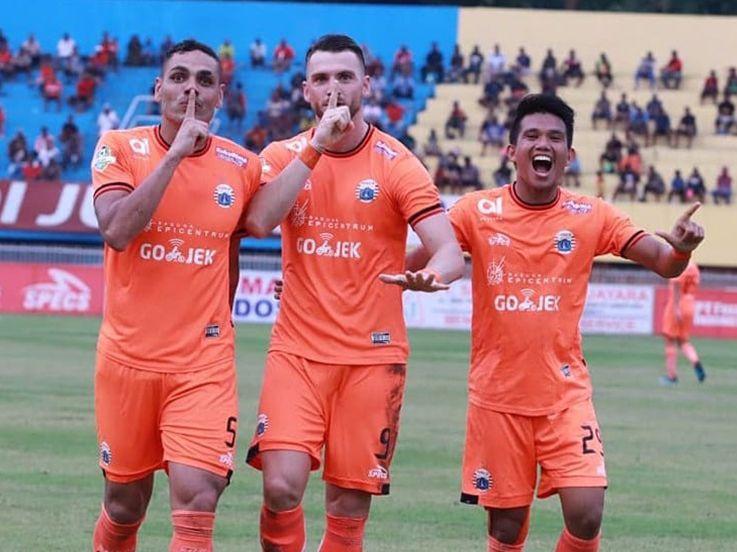 3 Kekuatan Utama Persija yang Siap Hancurkan PSM Makassar