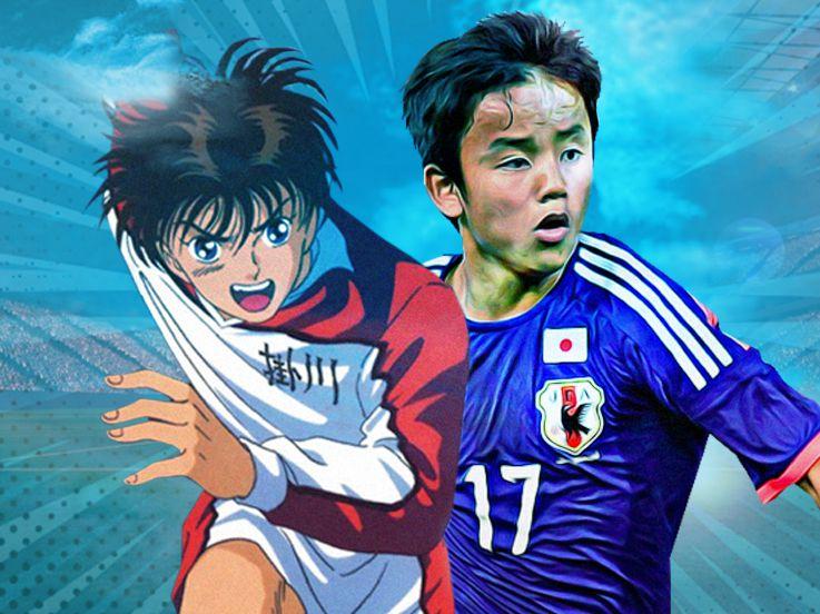 'Messi' di Jepang U-19 Punya 3 Kemiripan dengan Karakter Anime Sepak Bola