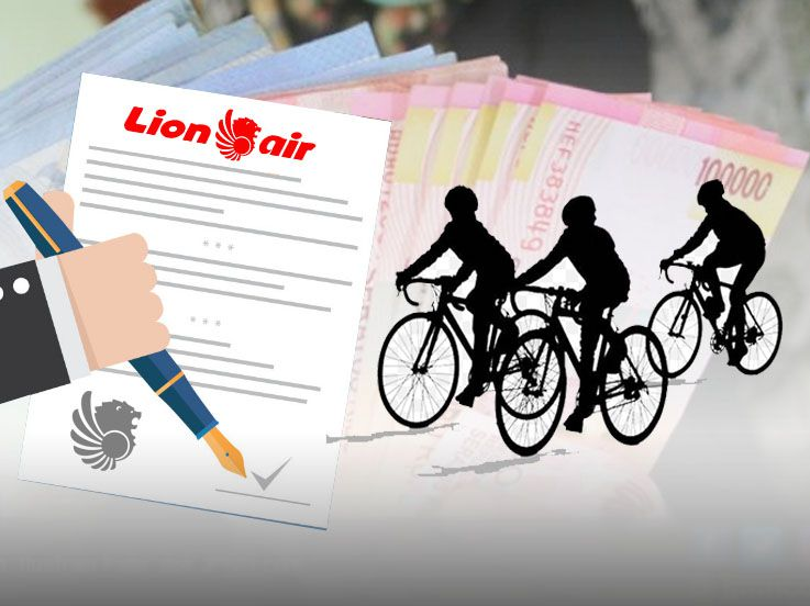 Sumbangsih Lion Air dalam Dunia Olahraga Indonesia