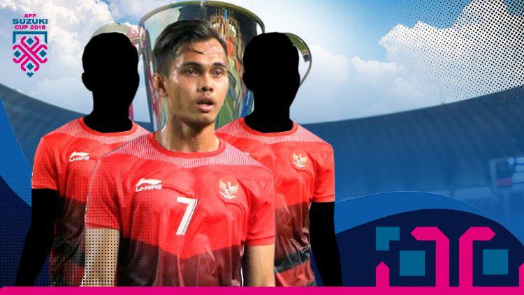 Tiga bintang Timnas Indonesia yang absen di Piala AFF 2018, salah satunya Rezaldi Hehanusa. Copyright: © INDOSPORT