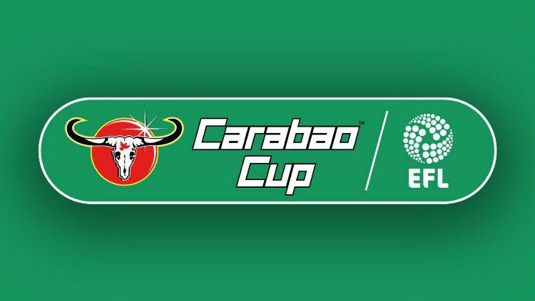 Logo Piala Liga Inggris (Carabao Cup) musim 2018/2019 Copyright: © busybuddiesng.com