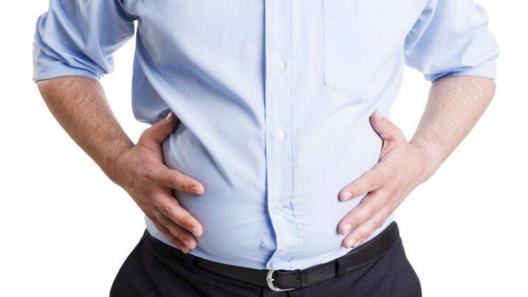 Berikut ini adalah 5 cara mudah untuk Anda mengecilkan perut buncit. Copyright: © Spectator Health