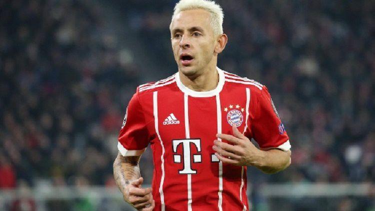 Rafinha, pemain Bayern Munchen. Copyright: © T-Online