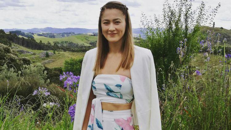 Pebulutangkis ganda putri Australia, Gronya Somerville ternyata menyimpan kisah pilu dalam hidupnya lantaran sang kakak meninggal dengan cara bunuh diri. Copyright: © Instagram/Gronya Somerville