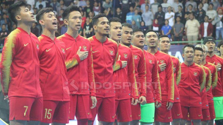 Skuat Futsal Timnas Indonesia Copyright: © Ronald Seger Prabowo/INDOSPORT