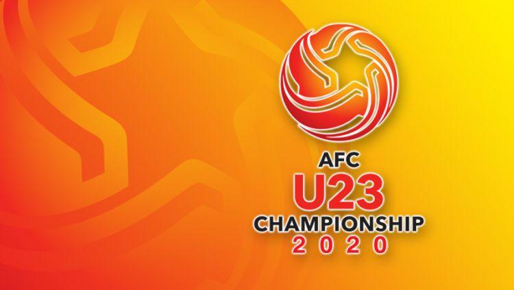 Logo AFC U 23 Championship Copyright: © Indosport.com