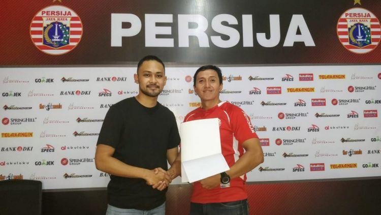 2 Pemainnya Dicoret Shin Tae-yong, Pelatih Persija Angkat Bicara Copyright: © indonesiajuniorleague