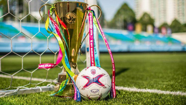 Induk Sepak Bola di Asia Tenggara, AFF, belum lama ini telah mengumumkan jadwal baru kompetisi Piala AFF. Copyright: © affsuzukicup.com