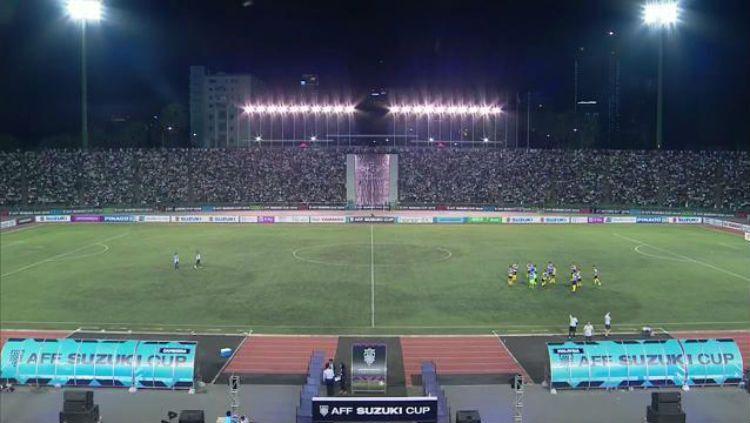 Kamboja vs Malaysia. Copyright: © Twitter.com/FSAsiaLive