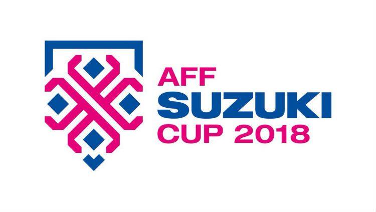 Logo Piala AFF 2018. Copyright: © AFF
