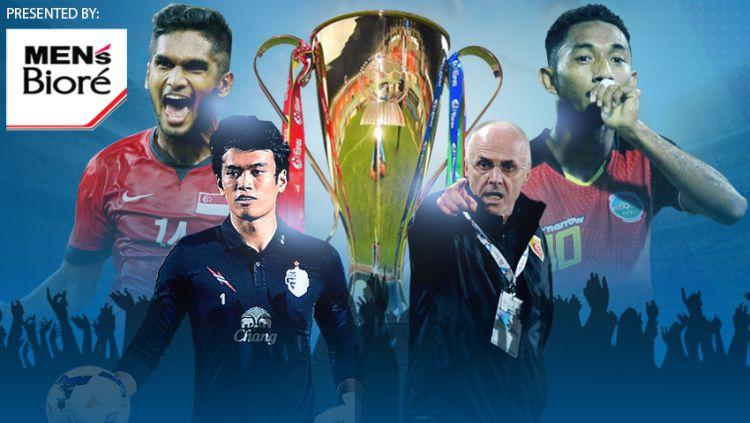 Piala AFF Biore Copyright: © INDOSPORT