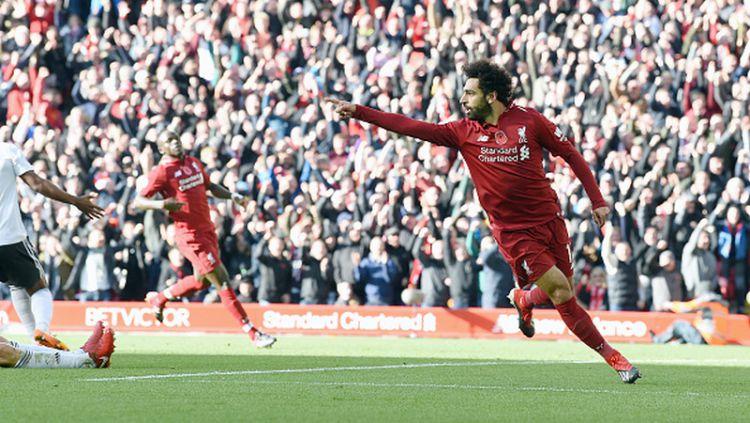 Mohamed Salah Copyright: © Getty Images