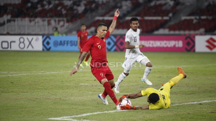 Indonesia vs Timor Leste Copyright: © Herry Ibrahim/Indosport.com