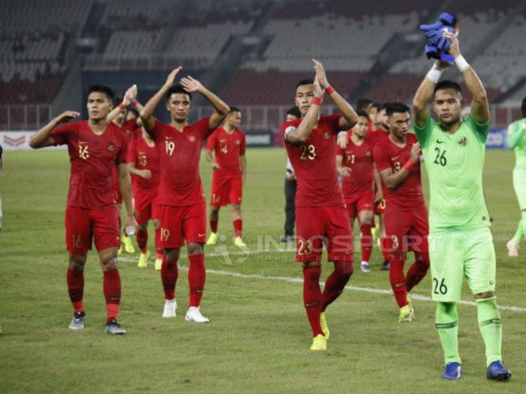 Jadwal Pertandingan Timnas Indonesia di Babak Grup Piala AFF 2018