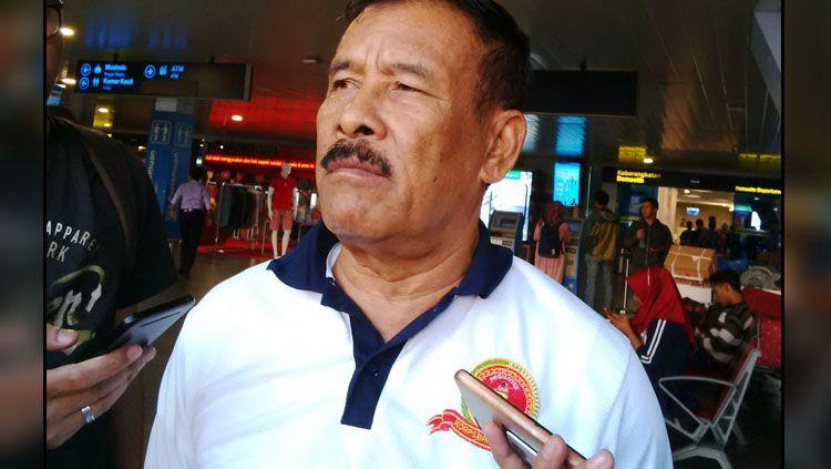 Umuh Muchtar, manajer Persib Bandung. Copyright: © INDOSPORT